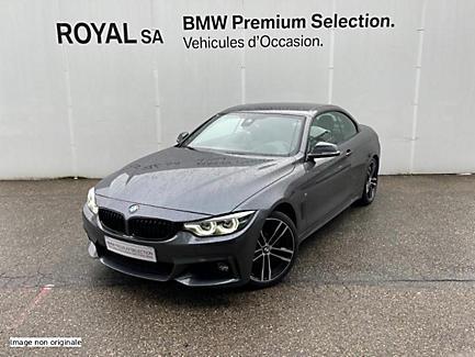 BMW 420i 184 ch Cabriolet Finition M Sport