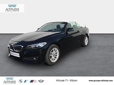 BMW 218i 136 ch Cabriolet