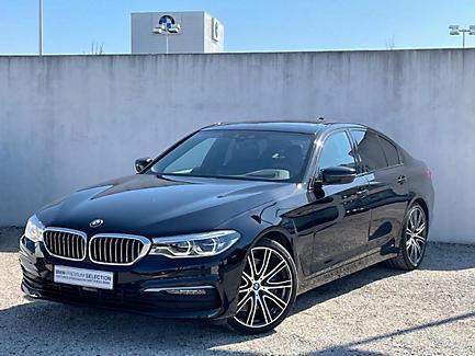 BMW 540i xDrive 340ch Berline