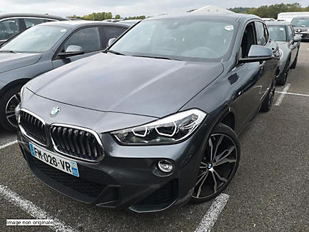 BMW X2 sDrive18i 136 ch Finition M Sport