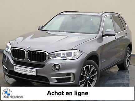 BMW X5 xDrive30d 258 ch Finition Lounge Plus