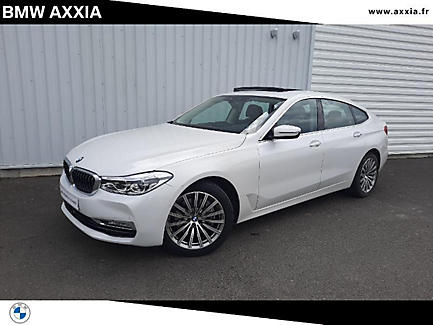 BMW 630d xDrive 265 ch Gran Turismo Finition Luxury (tarif fevrier 2018)