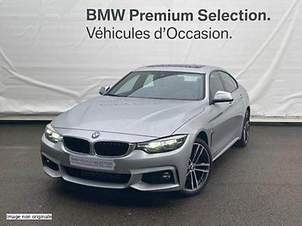 BMW 430d xDrive 258 ch Gran Coupe Finition M Sport