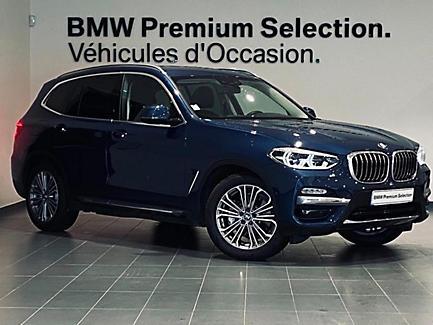 BMW X3 xDrive30d 265 ch Finition Luxury