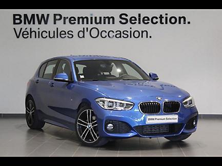 BMW 114d 95 ch cinq portes Finition M Sport