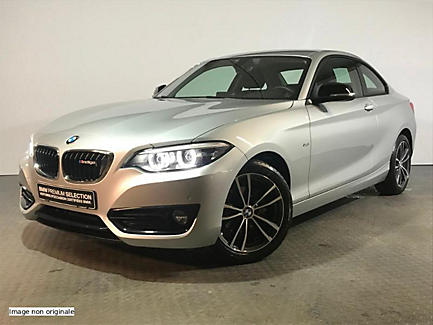 BMW 218d 150 ch BVA Coupe Finition Sport