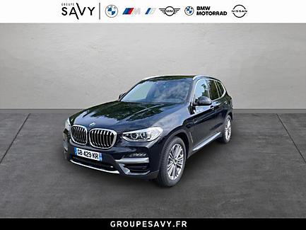 BMW X3 xDrive30d 286 ch