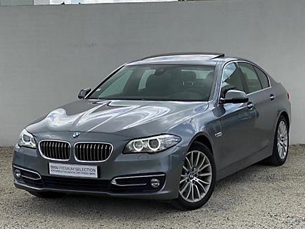 BMW 520d xDrive 190 ch Berline Finition Luxury