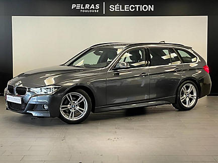 BMW 318d 150 ch Touring Finition M Sport