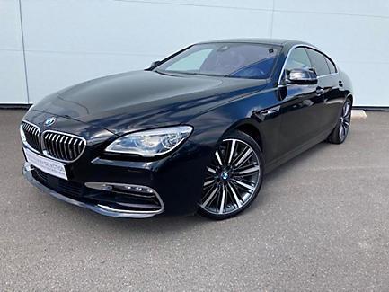 BMW 640d xDrive 313 ch Gran Coupe