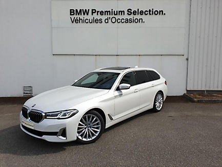 BMW 520d xDrive 190 ch Touring Finition Luxury