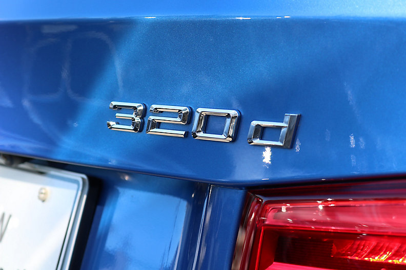 320D TOURING RHD