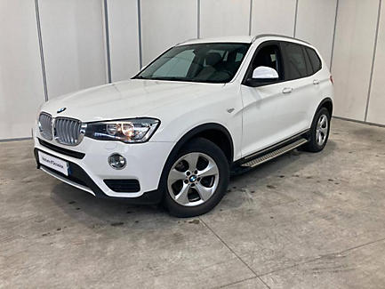BMW X3 xDrive30d 258 ch Finition Lounge