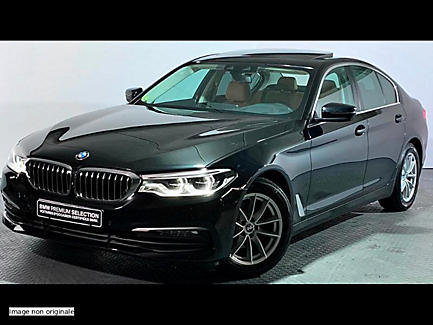 BMW 520d 190 ch BVM Berline Finition Executive (tarif f{vrier 2018)