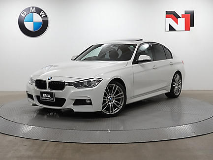 320d BluePerformance M Sport