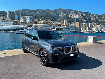 BMW X7 xDrive40i 333 ch