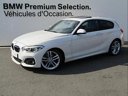 BMW 116d 116 ch trois portes Finition M Sport                        (commandes possibles @ partir du 01/04)