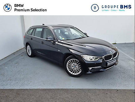 BMW 318d 143 ch Touring Finition Luxury