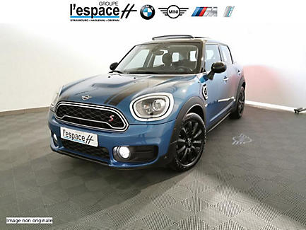MINI Cooper SD Countryman 190 ch