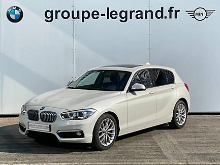 BMW 116d 116ch cinq portes Finition UrbanChic