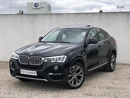BMW X4 xDrive35d 313 ch Finition xLine