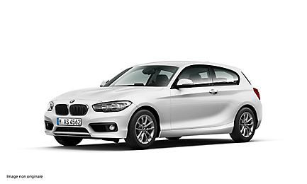 BMW 118d 150 ch trois portes Finition Lounge
