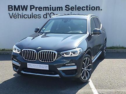 BMW X3 xDrive30i 252 ch Finition xLine