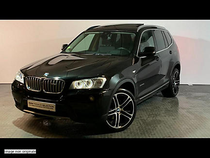 BMW X3 xDrive30d 258 ch Finition Luxe