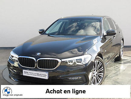 BMW 520d xDrive 190ch Berline Finition Sport