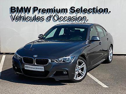 BMW 318d 150 ch Berline Finition M Sport