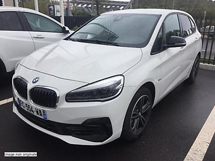 BMW 218d 150ch Active Tourer Finition Sport