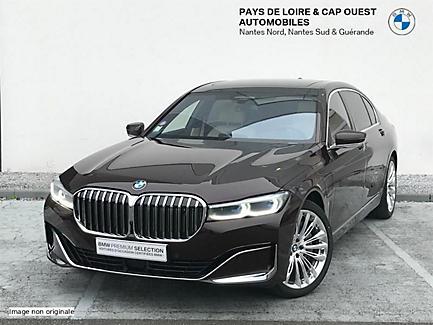 BMW 745Le xDrive 394 ch Limousine Finition Exclusive