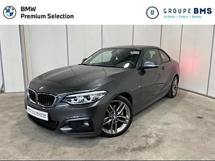 BMW 220d 190 ch Coupe Finition M Sport