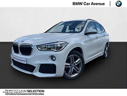 BMW X1 sDrive16d 116ch Finition M Sport