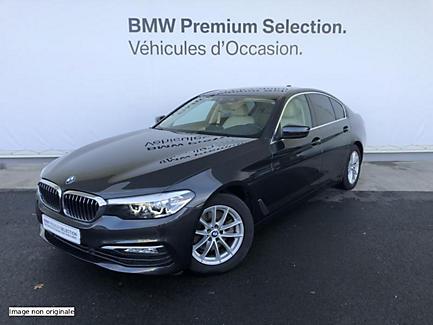 BMW 520d 190 ch BVM Berline Finition Business (tarif f{vrier 2018)