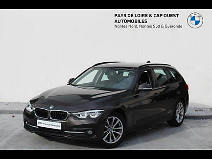 BMW 316d 116 ch Touring Finition Business Design (tarif fevrier 2018)