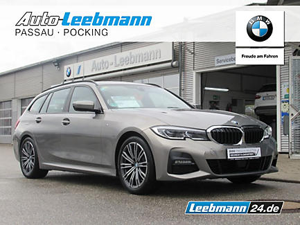 320d Touring M-Sport AHK UPE: 65.220,-