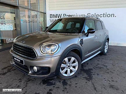 MINI Cooper ALL4 Countryman 136 ch