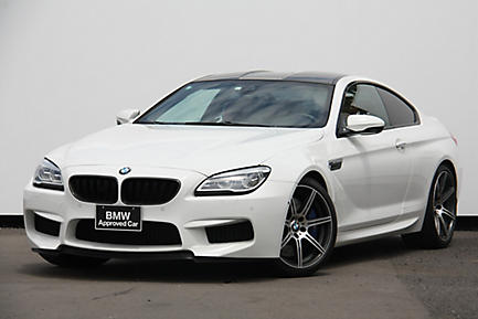 M6 Coupe Competition Package