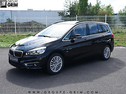 BMW 216i 102 ch Gran Tourer Finition Luxury