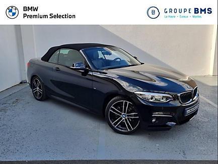 BMW 218d 150 ch BVA Cabriolet Finition M Sport