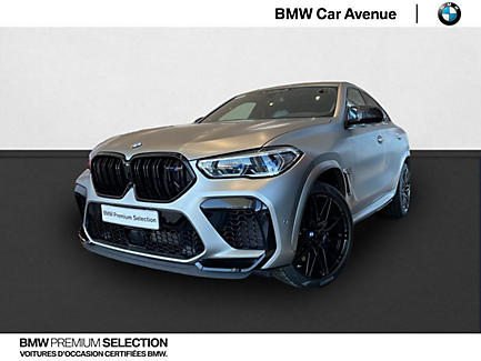 BMW X6 M Competition 625 ch