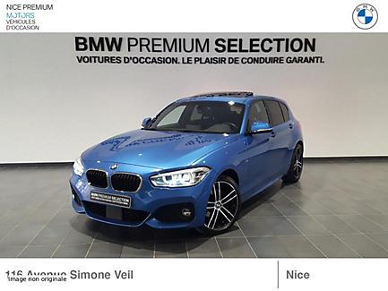 BMW 120d xDrive 190 ch cinq portes Finition M Sport