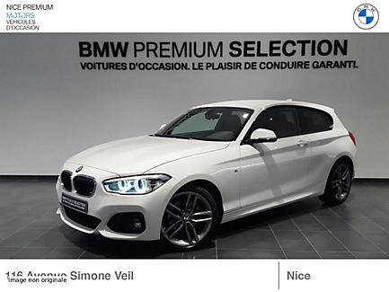 BMW 120d xDrive 190 ch trois portes Finition M Sport