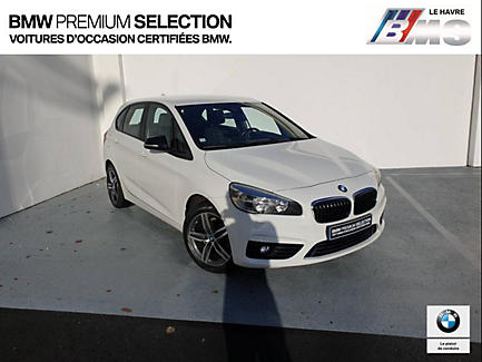 BMW 216d 116ch Active Tourer Finition Sport