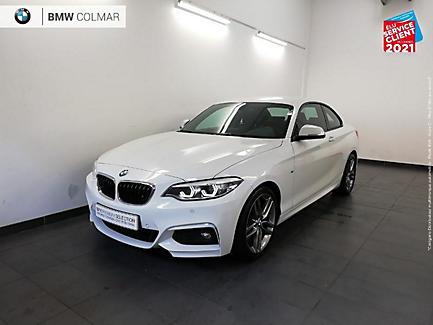 BMW 225d 224 ch Coupe Finition M Sport