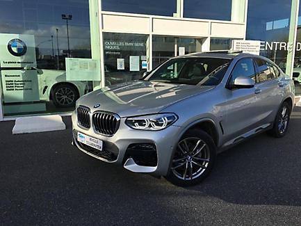 BMW X4 xDrive20d 190 ch Finition M Sport X