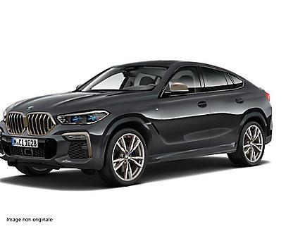 BMW X6 M50i 530 ch