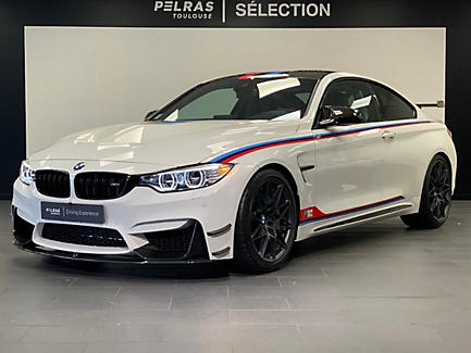 BMW M4 500 ch DTM Champion Edition