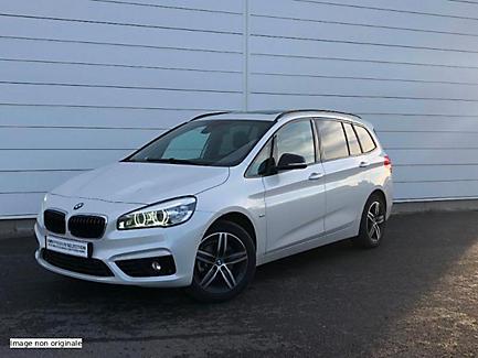 BMW 216d 116 ch Gran Tourer Finition Sport
